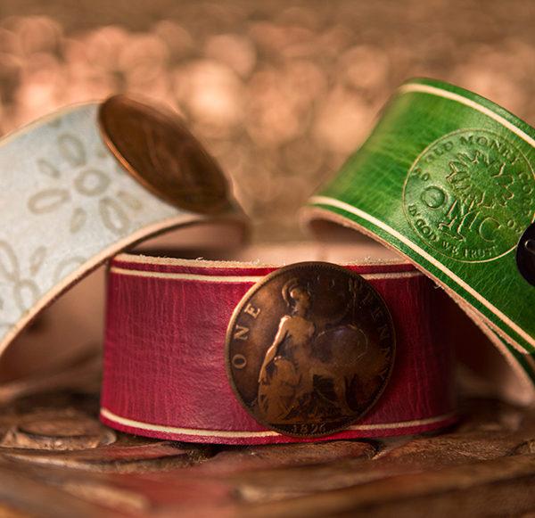 Britannia Single Coin Cuff