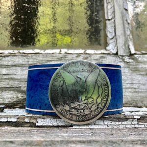 Morgan Silver Dollar Cuff