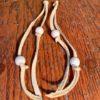 Bead Tendril Earrings